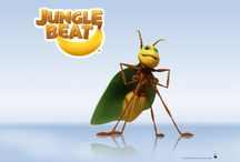 Jungle Beat Desktop Wallpapers / A collection of our CGI Character Wallpapers from our animated children's series Jungle Beat.