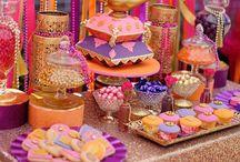 kına şeker masası