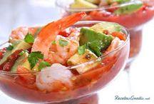 Recetas con camarón
