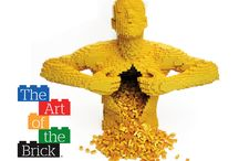The Art of the Brick / by The Franklin Institute