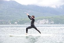 SUP&YOGA / by Aqua Wellness Resort
