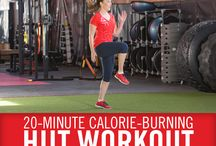 high intensity interval training exercises / High Intensity Interval Training Exercise is a quick method to getting in a great workout. Get the hiit workouts that's easy to incorporate into your strength-training workouts. It's right for everybody. / by Evonne Salomon