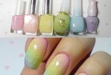 Nail art I want