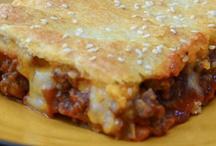 Recipes casserole type
