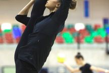 Rhythmic Gymnastic