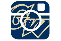 #RaiseHigh / Use the hashtag #RaiseHigh on Instagram to see your next pic on our board / by GW Sports