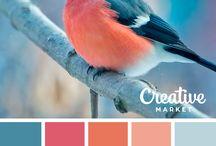 Art - color palettes