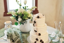 Cake / by Jennifer Mills Blume | Stylishly Lived