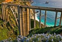 Pacific Highway 101 - USA road trip :)
