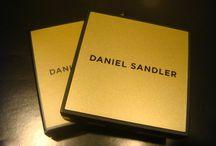 Los  Sculpt and Slim Contour Face Powder de Daniel Sandler