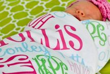 Gifts for new babies / by melissa kopef