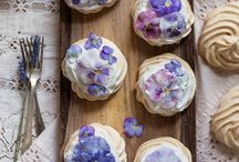 Edible Flower Recipes / Adding edible flowers to breakfast, lunch, dinner, dessert... it elevates just about everything! Here you'll find recipes using flowers and flower essences. / by Renee | Will Frolic for Food