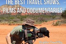 Travel Films, Docs & Shows / A wonderful place to find the finest, most inspiring #travelfilms & #TravelDocumentaries we find. These films and documentaries are amazing. The films in here are tried and tested #travelshows so you can watch them with confidence. #Adventure