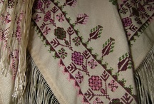 Palestinian Embroidery / by Neta Amir