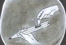 Caricatures | Karikatürler / No words!