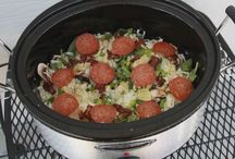 banting in crockpot
