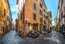 ROMA | Itinerari e Monumenti / Itinerari, monumenti e luoghi di Roma