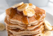 Toddler-Friendly Pancake Recipes / Flip out and enjoy this collection of pancake recipes including recipes for basic pancakes, 2-ingredient pancakes,  easy toddler meals (they'll actually eat) and more