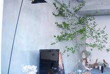モルタル壁 床