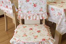 sandalye giydirne