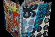 Coptically Bound / Showing in the Reading Room at Abecedarian Gallery September 18, 2014 - November 1, 2014