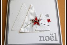 scrapbooks carte Noël