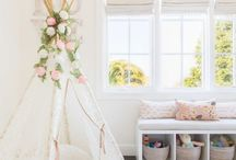 Playroom // The Houston Home / Playroom Ideas