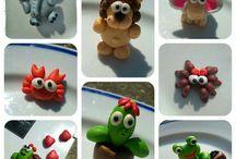 My work, Fimo. :)