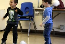 Physical Literacy- Manipulative / Throwing, catching and kicking!