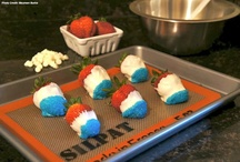 Patriotic Desserts / by Silpat