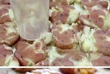 Food / Red potatoes