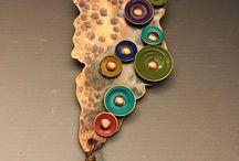 Bijouterias em cerâmica