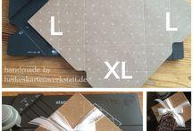 scrap planche Envelope Punch Board SU