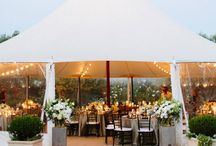 Wedding Inspiration:  Marquee