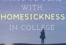 College // Health + Lifestyle