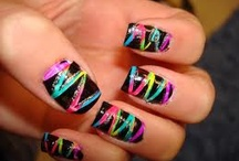 Nails Nails Nails / Nothing but amazing, crazy, & fun nails! / by Lora E