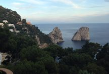 Wedding in Capri / A sneak peak of our georgeous weddings in Capri, one of the most #luxury and #exclusive #weddinglocation in #italy.  Proud to ve partners with The best locations, suppliers and services on the island.