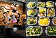 Crossfit diet