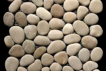 Pebble tile