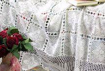 crochet bedspreads
