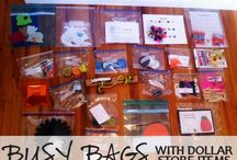 Children: Busy Bags