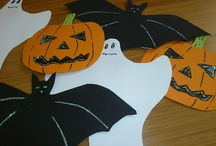 Halloween-Party / Ideen für eine Halloween Kinderparty