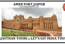 10 Interesting Facts About Amber Fort and Palace / Read new blog : http://letsgoindiatours.blogspot.in/2016/01/10-interesting-facts-about-amber-fort.html