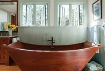 Bathrooms / by Jess Bishop