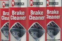 Motortech Brake Cleaner
