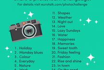 The EuroTalk February Photo Challenge / Join the #uTalkinpics photo challenge and learn a language as you go! / by EuroTalk