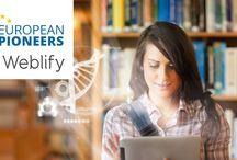 EuropeanPioneers / Akcelerator przedsiębiorczości dla firm z sektora MSP i start-upów z całej Europy, którego jesteśmy koordynatorem