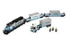 Lego: treinen