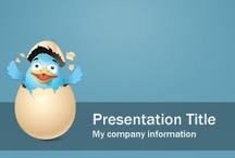 Software PowerPoint Templates / by Free PowerPoint Templates