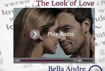 Bella Andre Audio / Sneak peeks of my audio books!